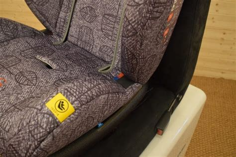 Cosatto All In All Car Seat Review
