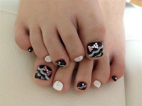 toenail designs for fall 35 fall nail designs and trends 2016 page 4