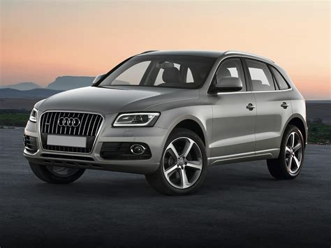 2016 audi q5 price photos reviews features