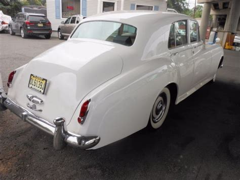 1960 Rolls-royce Silver Cloud With Gm Motor & Transmission