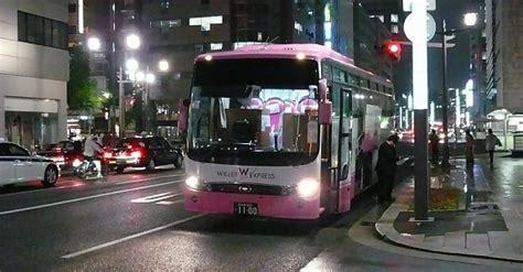 highway buses  japan