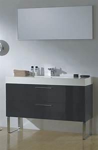Waschtisch Mit Unterschrank 120 : badm bel set luxury 120 cm mit waschtisch unterschrank und spiegel ebay ~ Markanthonyermac.com Haus und Dekorationen
