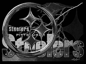 Exotic Engravings Pittsburgh Steelers U0026quotlightningu0026quot Design