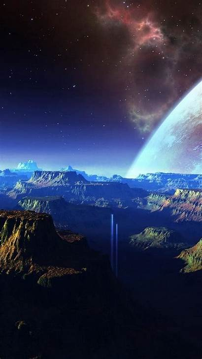 Space Android Wallpapers Desktop Resolution Background October