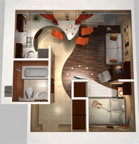 plano de casa  muebles