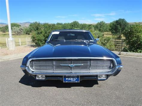 Buy Used 1969 Ford Thunderbird Landau Coupe Hardtop 2door
