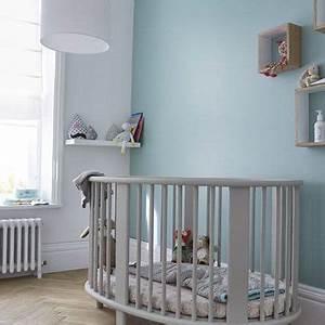 une peinture chambre bebe bleue With nice idee de terrasse exterieur 7 deco chambre bebe garcon et fille
