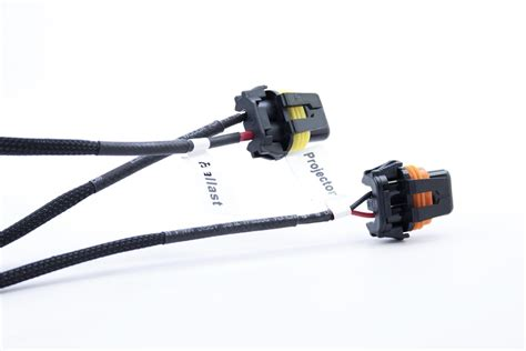 Hd Headlight Wiring Harnes by Bi Xenon Motocontrol 9008 H13 Relay Harnesses From The
