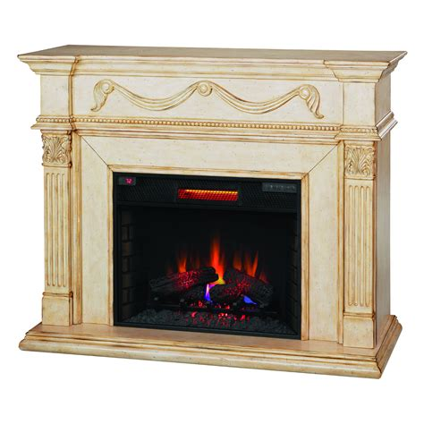classic flame gossamer wm  electric fireplace