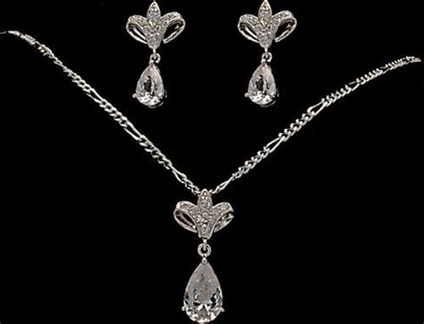 bridesmaid jewelry setscherry cherry - Bridesmaids Jewelry Sets