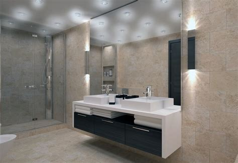 Contemporary Led Bathroom Decor Ideas