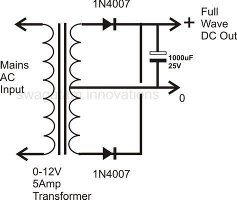design  power supply circuit simplest