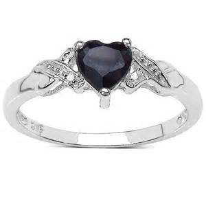 20 000 engagement ring 9ct white gold small sapphire engagement ring size h t gift ebay