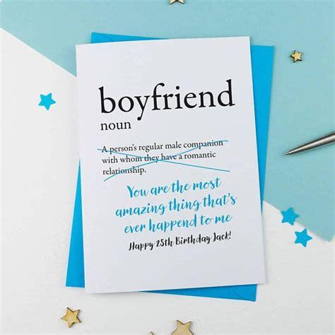 14+ Boyfriend Birthday Card Designs & Templates PSD AI