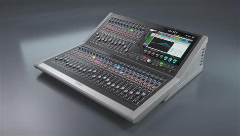 ibc  calrec audio  show  brio compact digital