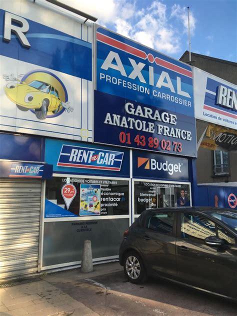 Garage Anatole France  Garage Automobile, 1 Avenue De