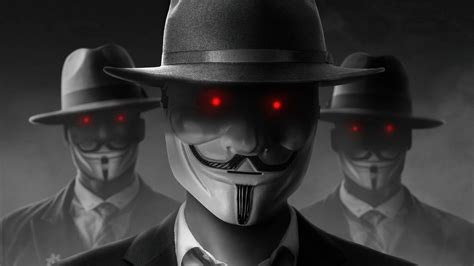 Anonymous 4k Ultra Hd Wallpaper Background Image