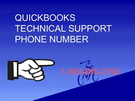 quickbooks tech support phone number quickbooks technical support phone number 1 800 865 2190