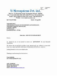 sample quotation letter analog to digital converter With best price quotation letter