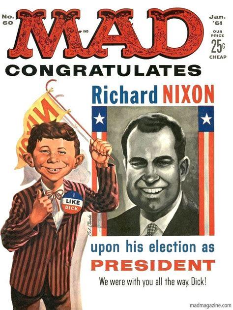 mad magazine covers 1961 comic books jan shrek clarke bob magazines kid january