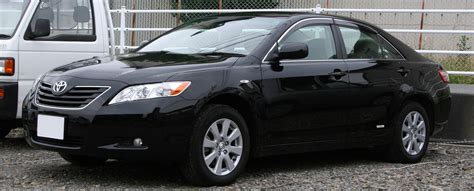 toyota camry  informations articles