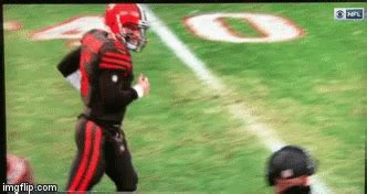 baker mayfield gif baker mayfield hue discover share