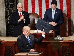 Fact-checking Trump's 1st State of the Union | 95.7 The ...