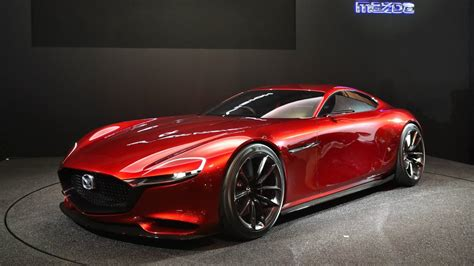 mazda car mazda confirms rotary sports car engine in development