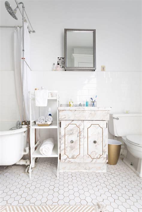 Small Apartment Bathroom Storage Ideas by Small Bathroom Design Storage Ideas Apartment Therapy
