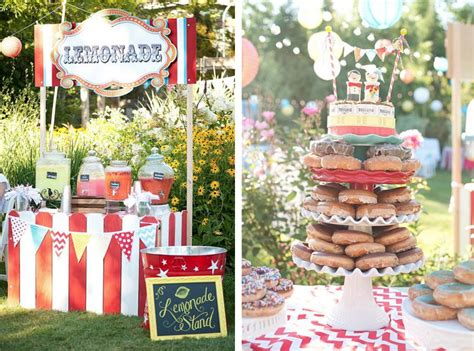 carnival wedding theme unique kara s party ideas