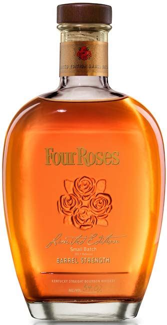 So, four barrel was started seven years ago by jeremy tooker. Four Roses 2017 Limited Edition Small Batch Bourbon ...