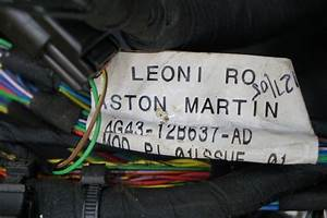 Engine Wiring Wire Harness Assembly 4g4312b637ad Oem Aston