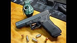 Glock 22 Gen 4 Review