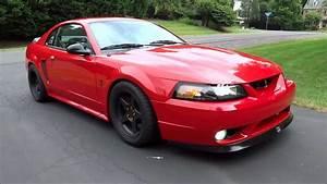 1999 Ford Mustang SVT Cobra - YouTube