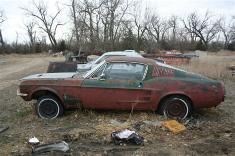Rustingmusclecars.com » Blog Archive » 1967 Mustang