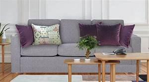 Coussin Pour Canapé Gris : les 8 meilleures images du tableau quels coussins pour un canap gris anthracite sur pinterest ~ Teatrodelosmanantiales.com Idées de Décoration