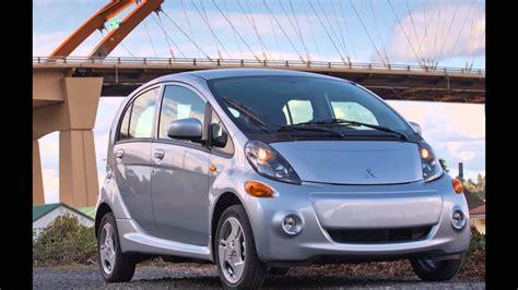 2016 Electric Car Reviews by 2016 2017 Mitsubishi I Miev Range Sub Compact New Electric