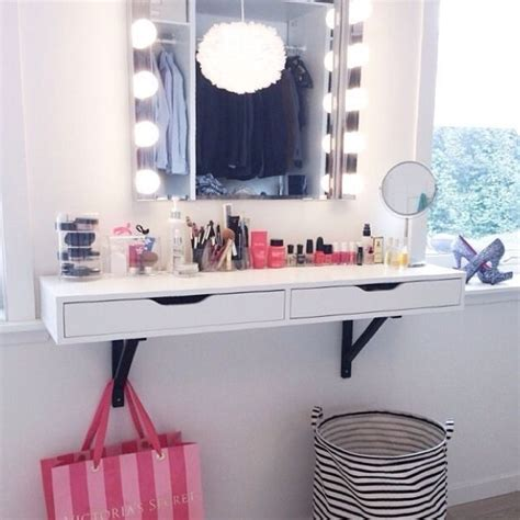 floating makeup vanity 19 best images about apartment bedroom on