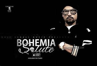 Bohemia Salute Lyrics Rap Song Punjabi Latest