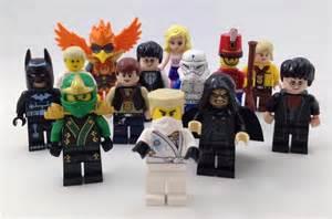 LEGO Ninjago Minifigures 2015