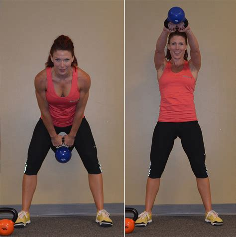 kettlebell workout swing exercises basic fitness challenge burn calories popsugar training kettlebells weight beginners workouts cardio essential try kettle bell