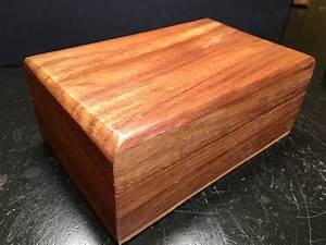 Wooden Box 6 x 4 gift box decorative box