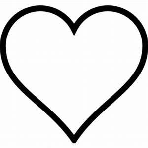 Black Heart Black Heart Black And White Art Clip Art ...