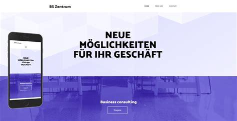 website erstellen kostenlos kinderleicht homepage
