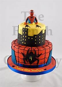 Gateau Anniversaire Garcon : cake for boys spiderman gateau d 39 anniversaire pour ~ Melissatoandfro.com Idées de Décoration