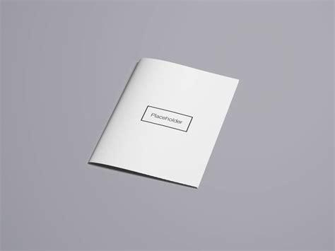 A Collection Of Free Psd Brochure Mockups A4 Brochure Magazine Mockup Bundle Mockupworld