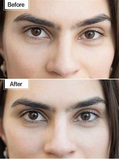 Tinting Eyelash Before Lashes Dark Glamour Know