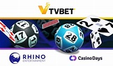 TVBET is inking a deal with Rhino Entertainment Ltd and ...