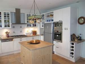 cuisine style cottage ikea ciabizcom With meuble cuisine style campagne 2 cuisine de ferme moderne 25 idees creatives