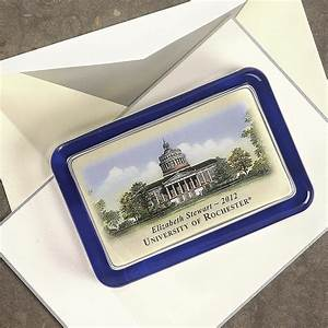 Personalized college paperweight desk paperweight levenger for Personalized paper weights